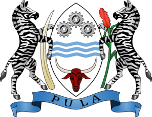 Botswana-Arms