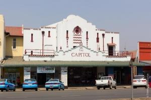 Livingstone, Zambie