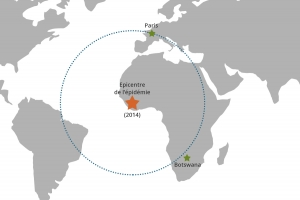 Tawana Self Drive - Ebola outbreak 2014