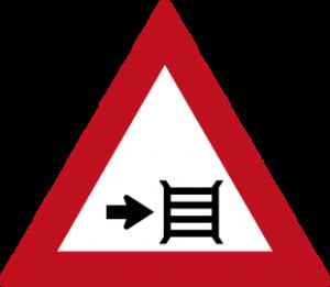 Pont sur la droite