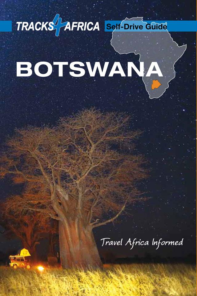 Que faire au Botswana : guide Tracks4Africa