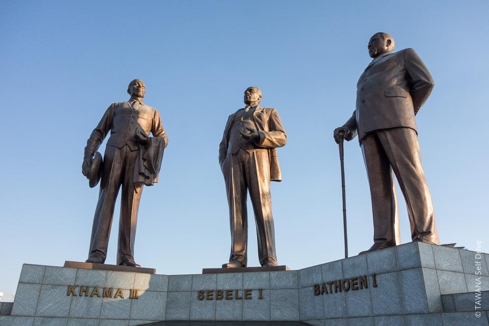 Le Botswana est une république, dirigée par Sereste Ian Khama depuis 2008