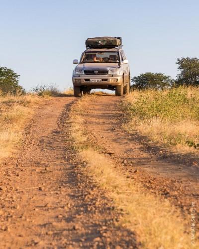Voyage en self drive au Botswana