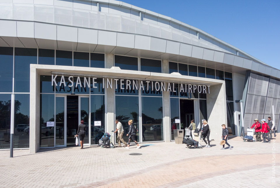 taxe touristique au Botswana
