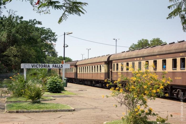 Gare de Victoria Falls