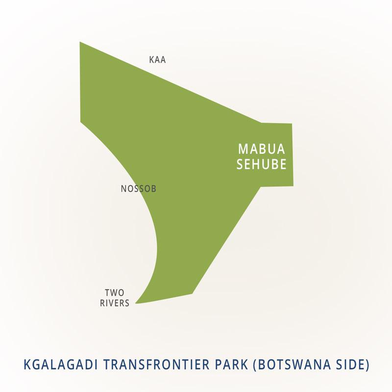 Parcs nationaux du Botswana : Mabuasehube