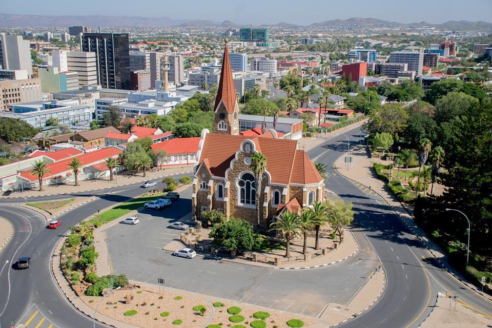 Voyage self drive en Namibie : Windhoek