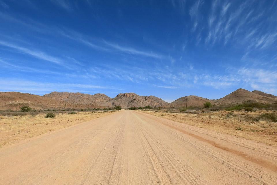 Itinéraire self drive en Namibie : Montagnes de Naukluft