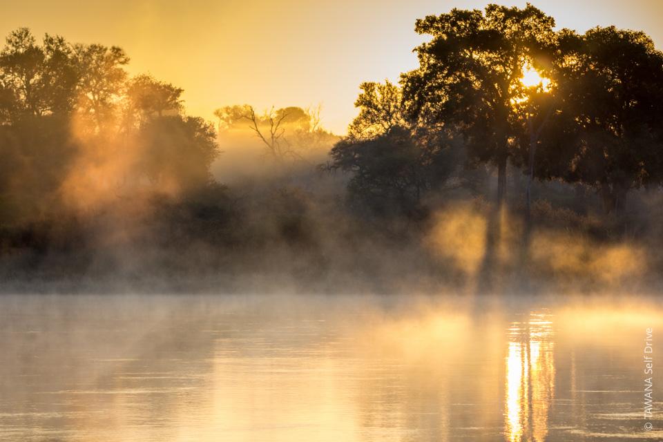 Self drive en Namibie : Caprivi et la rivière Okavango
