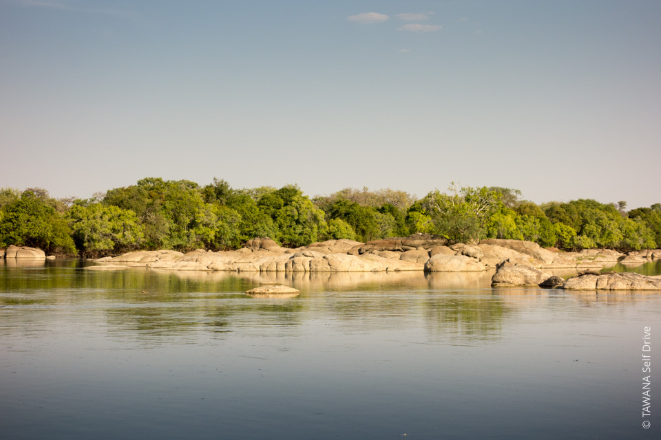 Circuit 4x4 self drive en Zambie : Kafue River