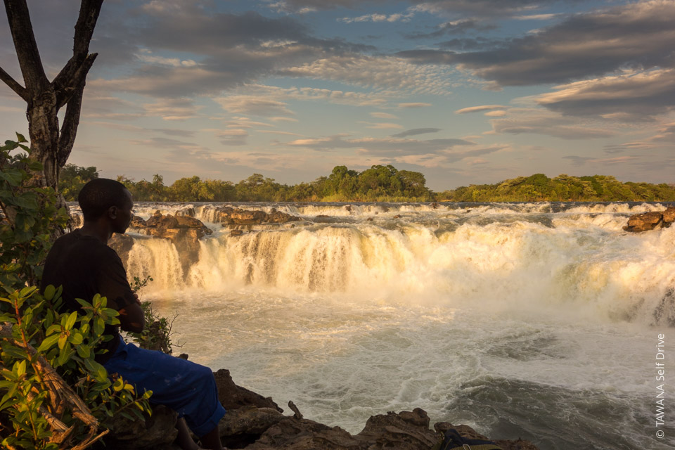 Itinéraire self drive en Zambie : Sioma Falls