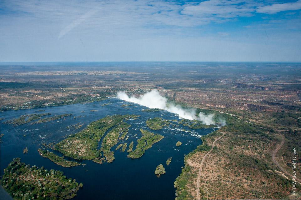 Itinéraire self drive en Zambie : Livinsgtone et les chutes Victoria